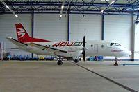 D-CDEO @ EDLW - SAAB-Scania SF.340B [215] (Dauair) Dortmund~D 26/05/2006 - by Ray Barber