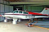 D-EGGR @ EDDG - Beech F33A Bonanza [CE-393] Osnabruck-Atterhide~D 25/05/2006 - by Ray Barber