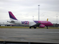 HA-LPL @ EGGW - Wizzair - by Henk Geerlings