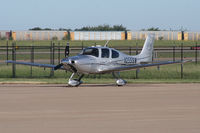 N255SW @ AFW - At Alliance Airport - Fort Worth, TX - by Zane Adams