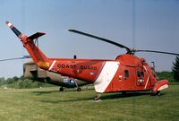 1383 - Sikorsky HH-52A (S-62) at the American Helicopter Museum, West Chester PA - by Ingo Warnecke