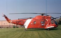 1383 - Sikorsky HH-52A (S-62) at the American Helicopter Museum, West Chester PA