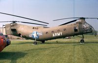 55-4140 - Piasecki (Vertol) H-21C Shawnee at the American Helicopter Museum, West Chester PA