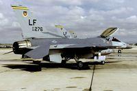 84-1276 @ KLUF - flightline at Luke