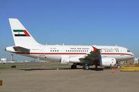 A6-ESH @ DAL - UAE Government Airbus At Dallas Love Field