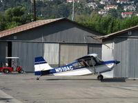 N519AC @ SZP - 2000 American Champion 7GCBC EXPLORER, Lycoming O-320 150 Hp - by Doug Robertson