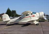 F-AZLA - Euro fly-in 2010, Saint Yan, France - by olivier Cortot