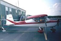 N6400T @ KCGS - Cessna 150 at College Park MD airfield