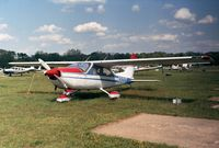 N3122T @ KCGS - Cessna 177 Cardinal at College Park MD airfield