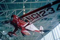 N12345 - Monocoupe 110 at the College Park MD Aviation Museum