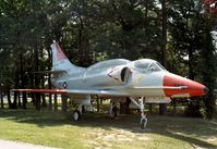 155049 - Douglas NA-4M Skyhawk at the Patuxent River Naval Air Museum