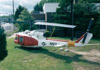 157842 - Bell TH-1L Iroquois at the Patuxent River Naval Air Museum - by Ingo Warnecke