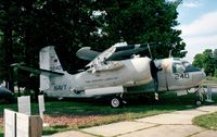 149240 - Grumman S-2D Tracker at the Patuxent River Naval Air Museum - by Ingo Warnecke