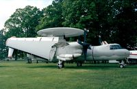 152476 - Grumman E-2B Hawkeye at the Patuxent River Naval Air Museum - by Ingo Warnecke