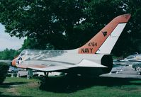 134764 - Douglas NF-6A Skyray at the Patuxent River Naval Air Museum - by Ingo Warnecke