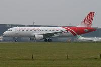 A9C-BAZ @ VIE - Bahrain Air Airbus A320 - by Thomas Ramgraber-VAP