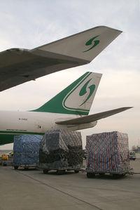 B-2422 @ VIE - Jade Cargo Boeing 747-400 - by Thomas Ramgraber-VAP