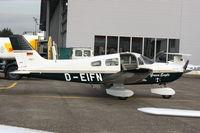 D-EIFN @ EDNY - LSC Friedrichshafen - by Air-Micha