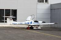 D-ENIG @ EDNY - LSC Friedrichshafen, Katana DA20 - by Air-Micha
