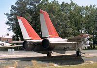 161623 - Grumman F-14 Tomcat at the Patuxent River Naval Air Museum