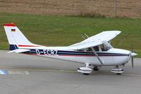 D-ECRZ @ EDNY - Cessna+Reims F172L, CN: F17200854 - by Air-Micha