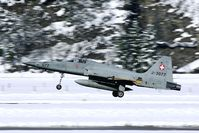 J-3077 @ LSMM - Nice snowy conditions during the WK of 2007.