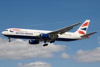 G-BNWT @ EGLL - British Airways 767-300 - by Andy Graf-VAP