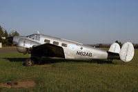 N62AB @ TDO - Beech 18's can still be found - by Duncan Kirk