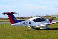 G-CCCN @ EGNW - at the End of Season Fly-in at Wickenby Aerodrome - by Chris Hall