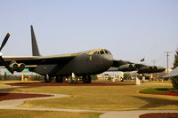 56-0695 @ TIK - Heritage Collection at Tinker AFB, OK - by Glenn E. Chatfield