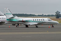 N102DR @ KAPC - Co Gen Co (Riddle, OR) 1982 Cessna 551 visiting KAPC/Napa County Airport, CA - by Steve Nation