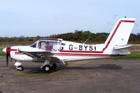 G-BYSI photo, click to enlarge