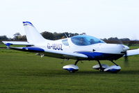 G-IBUZ @ EGNW - at the End of Season Fly-in at Wickenby Aerodrome - by Chris Hall