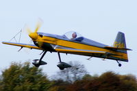 G-IIAI @ EGNW - at the End of Season Fly-in at Wickenby Aerodrome - by Chris Hall