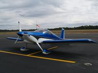 N142RV @ GWW - Exhibit- Young Eagles Fly-in @ Goldsboro-Wayne - by George Zimmerman