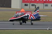 XX263 @ EGVA - Taken at the Royal International Air Tattoo 2010 - by Steve Staunton