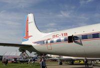 N836D @ KOSH - EAA AIRVENTURE 2010