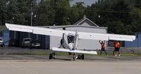 N7080D @ KOSH - EAA AIRVENTURE 2010