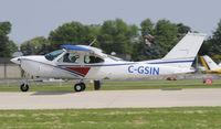 C-GSIN @ KOSH - EAA AIRVENTURE 2010 - by Todd Royer