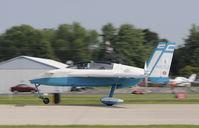 N617LE @ KOSH - EAA AIRVENTURE 2010