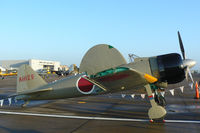 N8280K @ EFD - A6M2 Zero at the 2010 Wings Over Houston Airshow