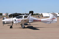 N442AD @ AFW - At Alliance Airport - Fort Worth, TX