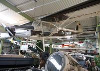 D-EMWF - S/n 763 - Fiseler Storch preserved @ Sinsheim Museum... - by Shunn311