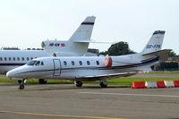 OO-FPA @ EBAW - Cessna Citation Excel [560-5248] Antwerp-Deurne~OO 11/08/2010
