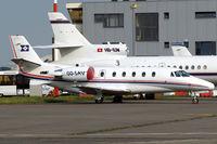 OO-SAV @ EBAW - Cessna Citation Excel [560-5189] Antwerp-Deurne~OO 11/08/2010
