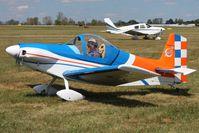 N43GD @ I74 - Mid-East Regional Fly-In at Urbana, Ohio - by Bob Simmermon