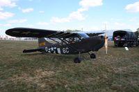 N2561C @ I74 - Mid-East Regional Fly-In at Urbana, Ohio - by Bob Simmermon