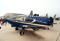 N78169 @ KADW - Globe GC-1B Swift at Andrews AFB during Armed Forces Day 2000
