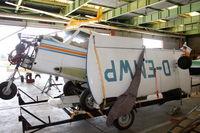 D-EMWP @ LHKV - Kaposujlak Airport - After an arrival - by Attila Groszvald-Groszi