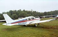 N5262T @ W18 - Piper PA-28R-200 Cherokee Arrow at Suburban Airport, Laurel MD